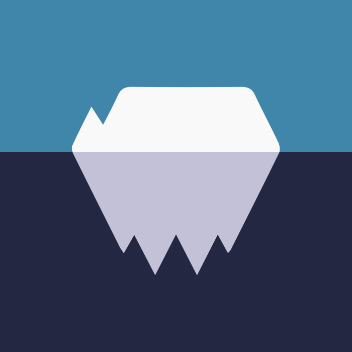 Iceberg by harg | VSCode Power User
